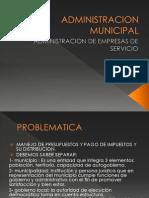 Administracion Municipal