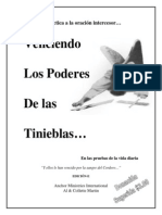 Defeating Powers - Booklet - Spanish