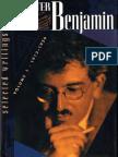 Benjamin, Walter - Selected Writings, Volume 1. 1913-1926