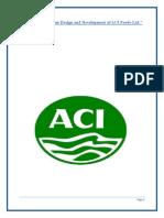 Final Aci Report