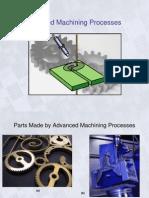 Advanced Machining Process