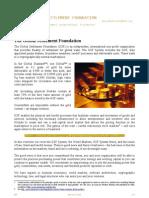 Global Settlement Foundation