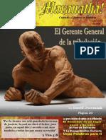 Revista Maranatha Mes Noviembre 2013