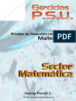 Libro PSU Danny Perich