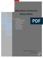 Antena WajanBolic