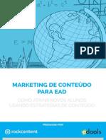Marketing de Conteudo EAD