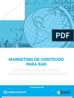 Marketing de Conteudo EAD