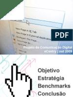 Proposta de Comunicação Digital | eCentry