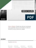 Avatar Brochure