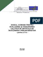 Ghidul CEAC in Unitatile de Invatamant Preuniversitar-partea a II A