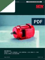 Katalog DR.. Motora