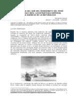 Defensa Sur Del Virreynato Peru Importante