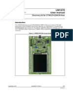 STM32F429 User Manual