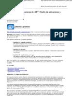 diseño de aplicaciones - Apéndices Cap V