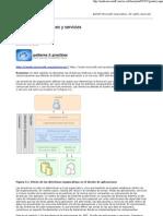 diseño de aplicaciones - Directivas de seguridad, administración operativa y comunicaciones Cap III