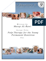 2) Pulp Therapy for the Young Permanent Dentition