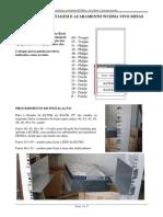 Instalação do WCDMA - ELTEK - REV-b