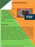 Empanadas de Maduro
