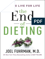 The End of Dieting by Joel Fuhrman, MD (excerpt)