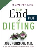 The End of Dieting by Joel Fuhrman, MD (excerpt)