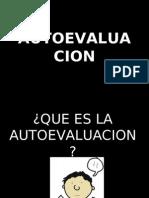 AUTOEVALUACION