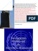 Democracia y Derechos Humanos