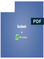 Facebook Snags Mobile Messaging Service WhatsApp