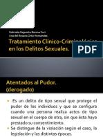 delitos sexuales. TPP