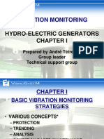 Vibration Monitoring Advanced - Chapter i - Basic Vibration Monitoring Strategies