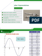 Abril -Matemática - Funções trigonométricas - 1ª série - 2010