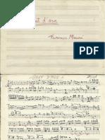 Sardana GENT D'ARA Florenci Mauné (Particel·les) 1944