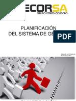 PLANIFICACIÓN DEL SIG FINAL