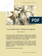 La Verdad Sobre Medusa Gorgona – Marco Denevi