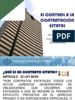 Control a La Contra Tac i Ones Tatal 2012