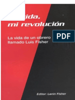 Mi Vida, Mi Revolucion. Version PDF Luis Fisher