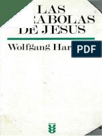 Harnisch, Wolfgang - Las Parabolas de Jesus