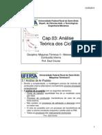 Cap 3 - Análise Teórica dos Ciclos [Modo de Compatibilidade]