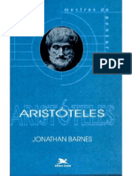 Aristóteles - Jonathan Barnes (Cap 1 ao 5)-new