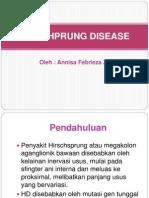Css Hirschprung Disease- Radiologi