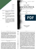 Simmel (dos digresiones) Digresión sobre sociología de los sentidos. Digresión sobre el extranjero.