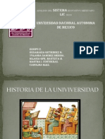 Univesrsidad Contexto y Proyecto Espo 2
