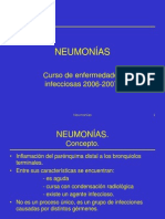 Neumonías