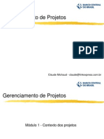 Gerencia de Projetos - Curso Do Claude