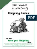 L5 Hedgehog Homes