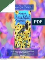 Book Release - Beautiful Flowers