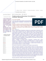 Pluralismo jurídico em Moçambique