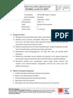 RPP Sifat2 Eksponen TM 2