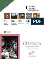 Cuenca Ciudad Artesanal