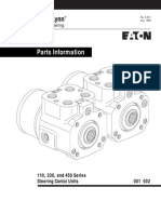 06-321 Parts Manual Orbitrol Eaton