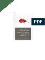 Vigotsky Lev - La Imaginacion y El Arte en La Infancia
